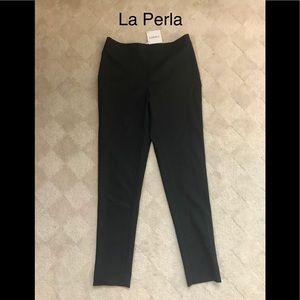 NWT La Perla BI-STRETCH COOL-WOOL Pants. 4